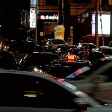 도심 밤거리 2010