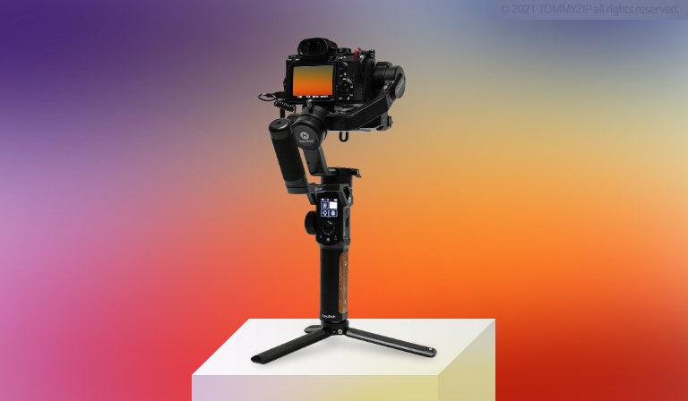 페이유 AK2000S 미러리스 카메라 3축 짐벌 타이틀