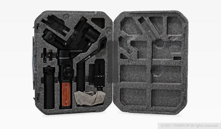 페이유 AK2000S 미러리스 카메라 3축 짐벌 포장